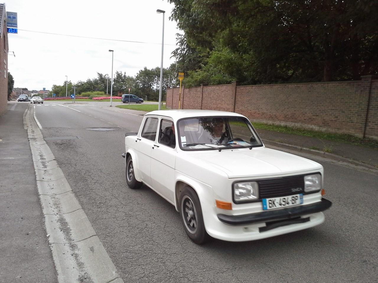 Dalhem - Stavelot - Francorchamps