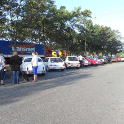Rallye du Pajotteland 2012