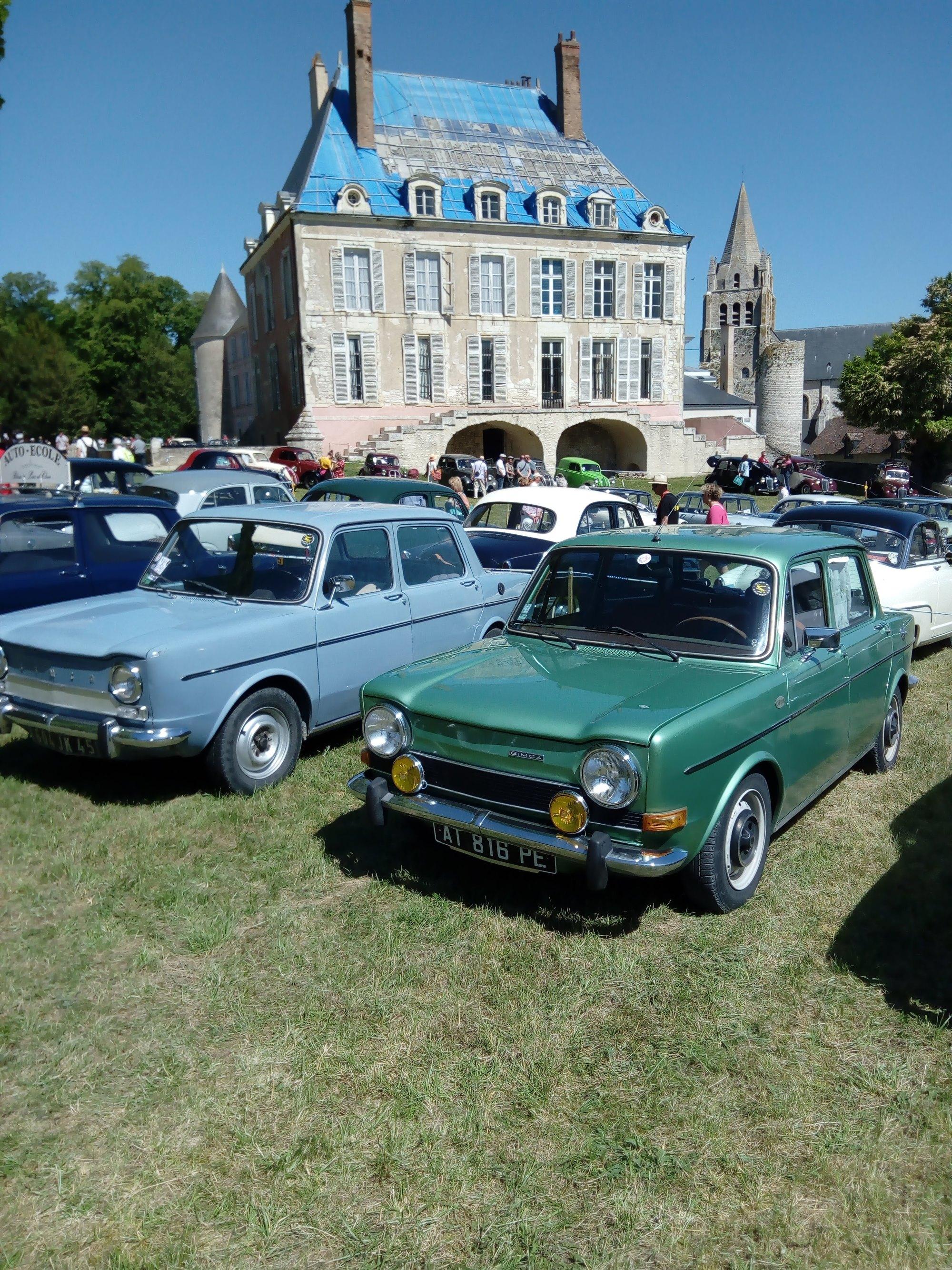 National France 2019 à Meung-sur-Loire