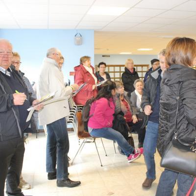 Libramont 2019 Balade du Muguet