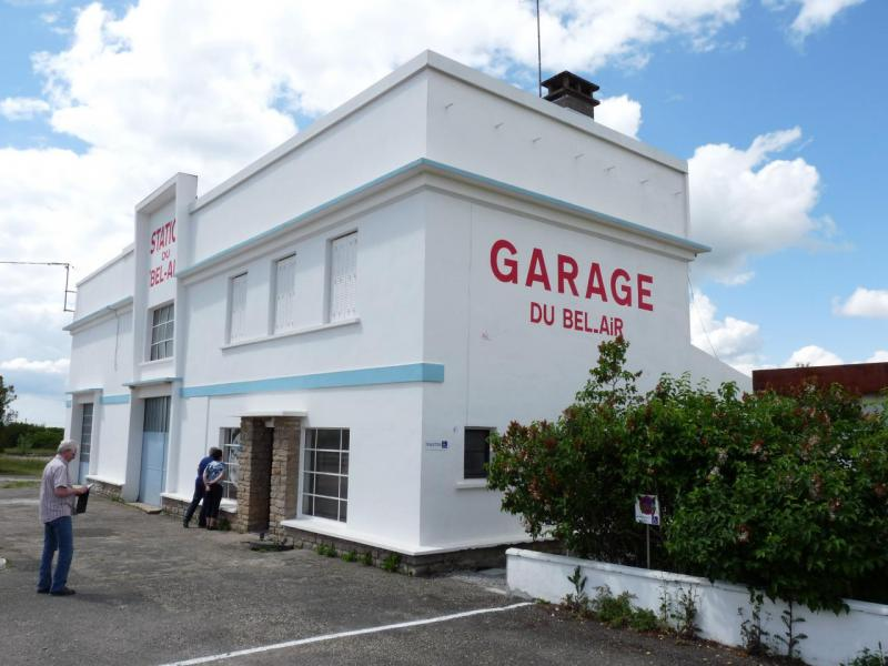 Garage Bel Air à La Rochepot sur la Nationale 6