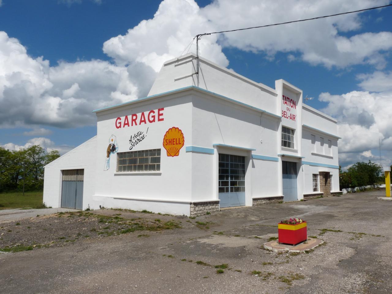 Garage Bel Air à La Rochepot sur la Nationale 6