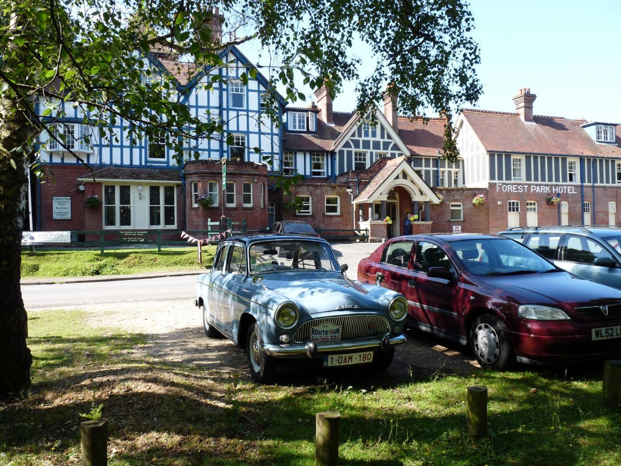 Notre hôtel à Brokenhurst