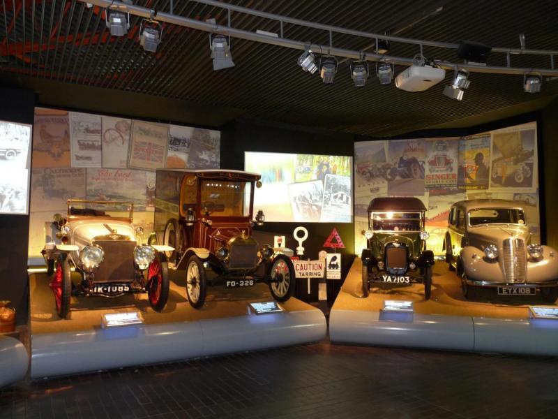 Motor museum Beaulieu