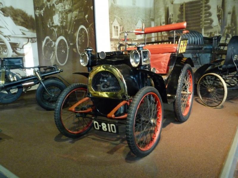 Motor museum Beaulieu,