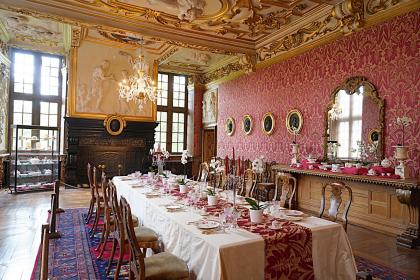 04 chateau modave diningroom from michle