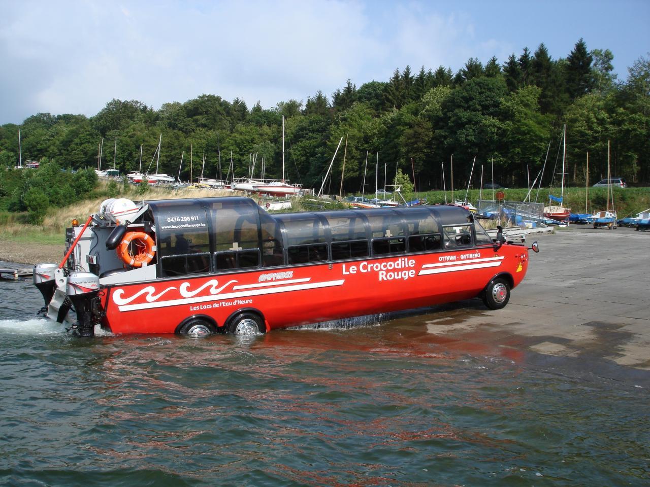 Rallye club balade des lacs de l eau d heure complet - Barrage de l odeur ...