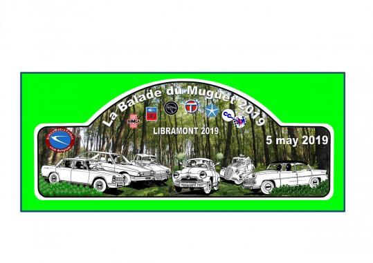 Projet plaque rallye modele avec contour et fond vert page 001
