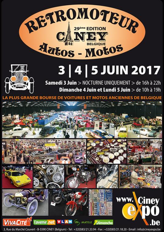 Retromoteur ciney 2017