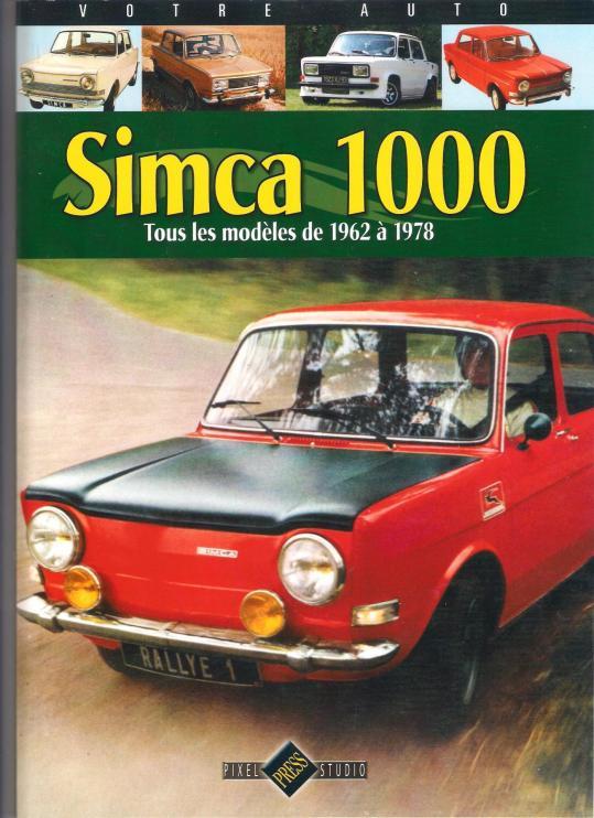 Simca 1000 magazine presentation