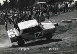 Simca autocross natoye 1980 lateur