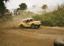 Simca autocross sombreffe 1980 lateur