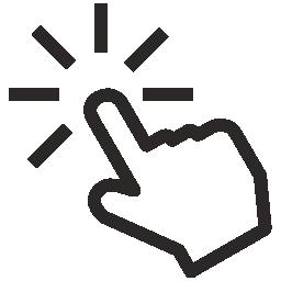 Taux de clic logo
